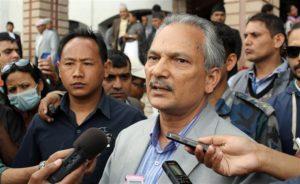 Baburam-Bhattarai-Briefs-Media