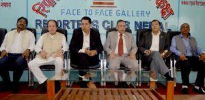 ranjit rae with leaders